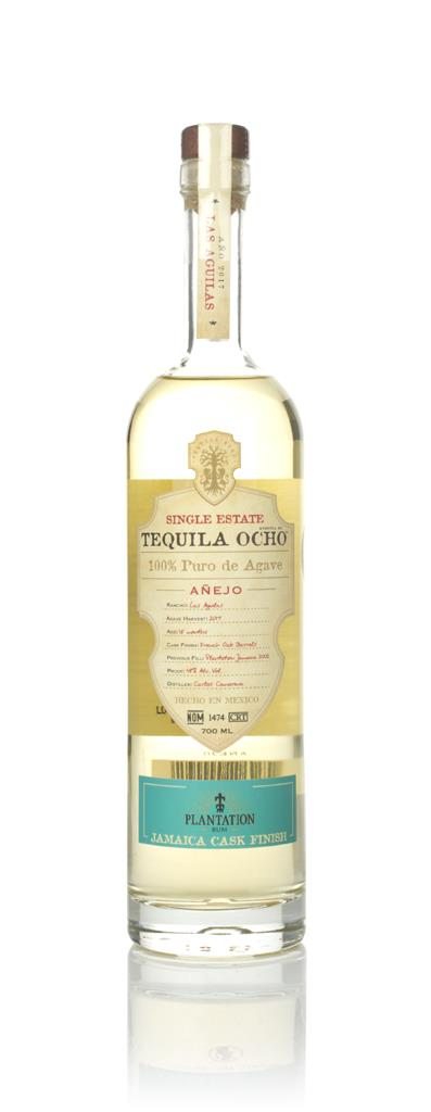 Ocho Single Estate - Jamaican Rum Cask Finish Anejo Tequila
