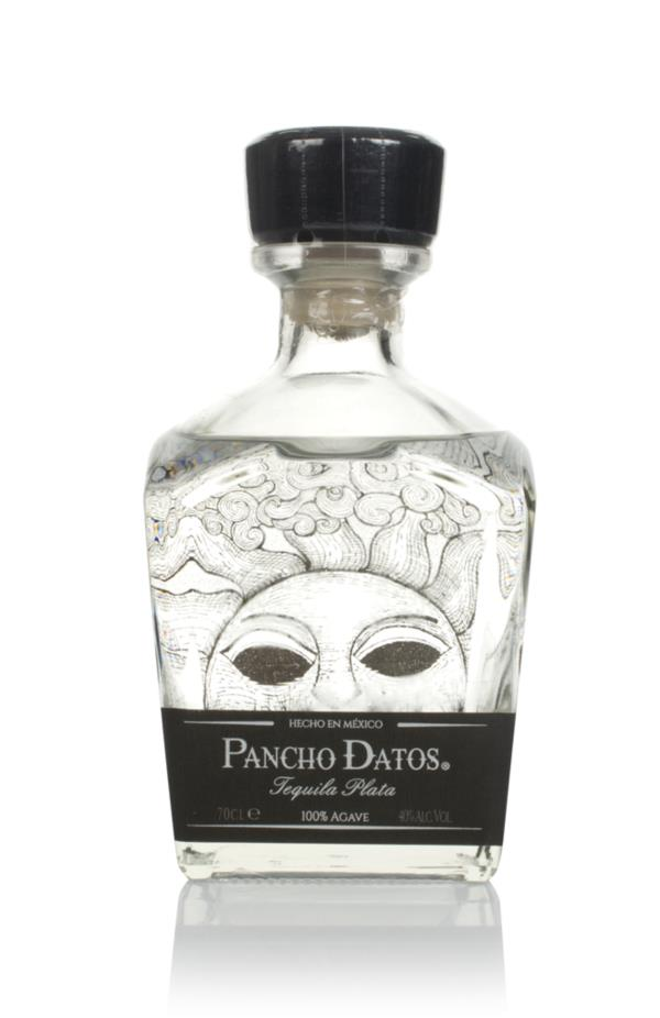 Pancho Datos Plata Blanco Tequila