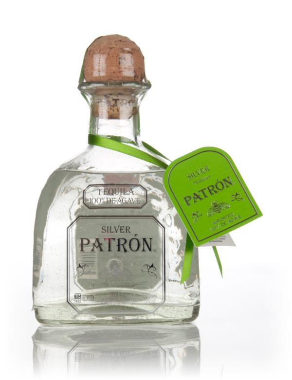 Patron Silver Blanco Tequila
