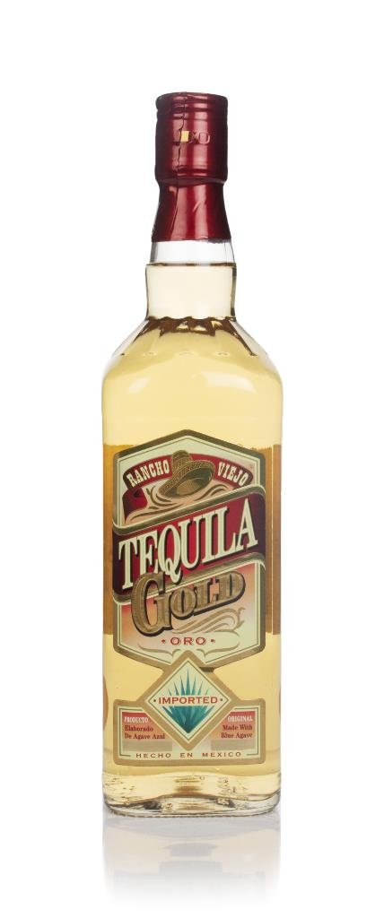 Rancho Viejo Tequila Gold Joven Tequila