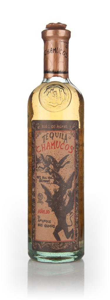 Tequila Chamucos Anejo 3cl Sample Anejo Tequila