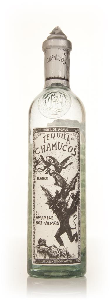 Tequila Chamucos Blanco 3cl Sample Blanco Tequila