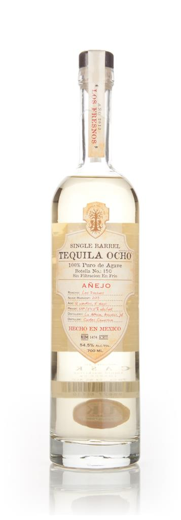 Ocho Single Barrel - Los Fresnos Anejo - 2013 Harvest 3cl Sample Anejo Tequila