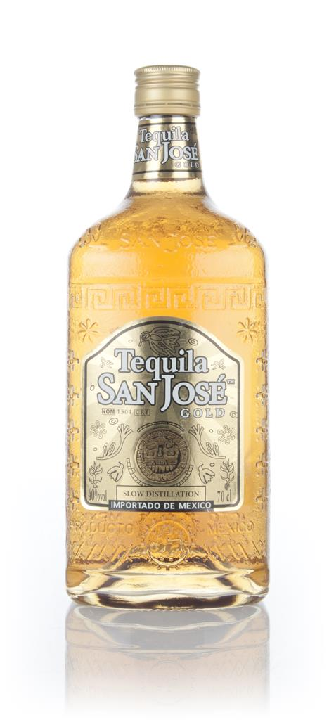 Tequila San Jose Gold Joven Tequila