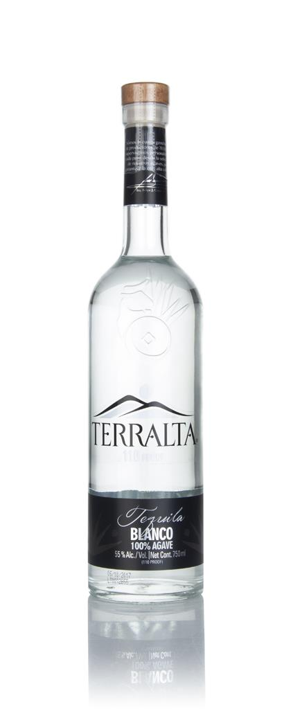 Terralta Blanco 110 Proof Blanco Tequila