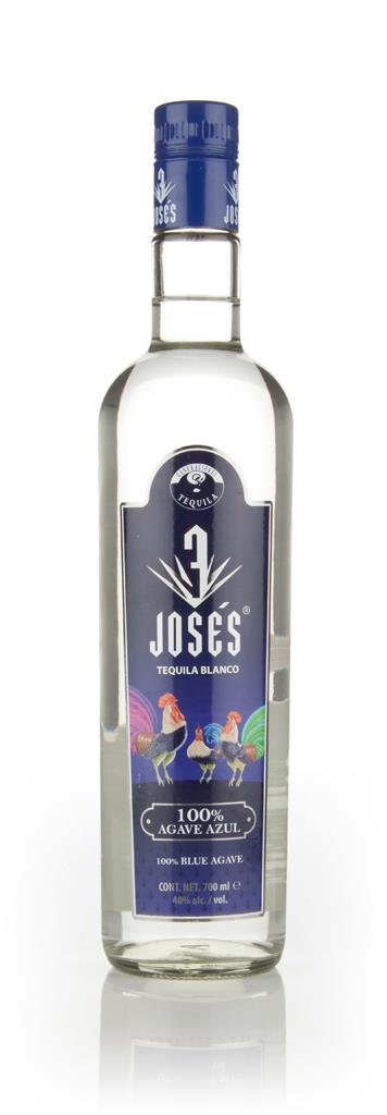 Tres Joses Blanco Tequila 3cl Sample Blanco Tequila