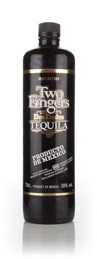 Two Fingers Dos Dedos Tequila - 1980s Blanco Tequila