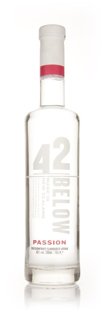 42 Below Passionfruit Flavoured Vodka
