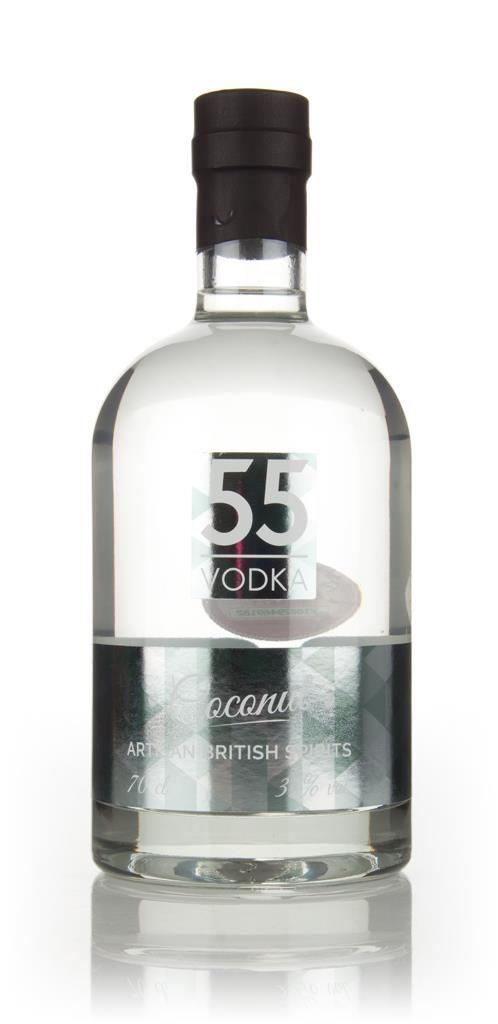 55 Above - Coconut Flavoured Vodka