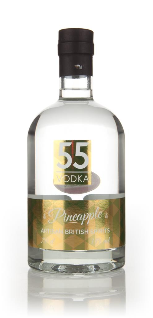 55 Above  Pineapple Flavoured Vodka
