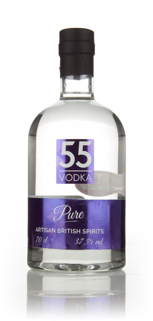 55 Above - Pure 37.5% Plain Vodka
