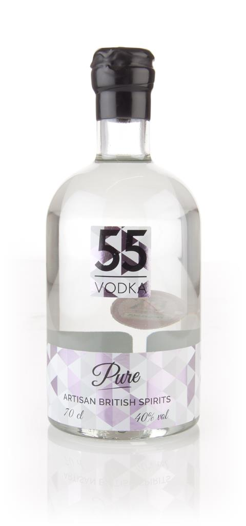 55 Above - Pure Plain Vodka