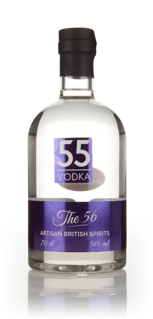 55 Above - The 56 Plain Vodka