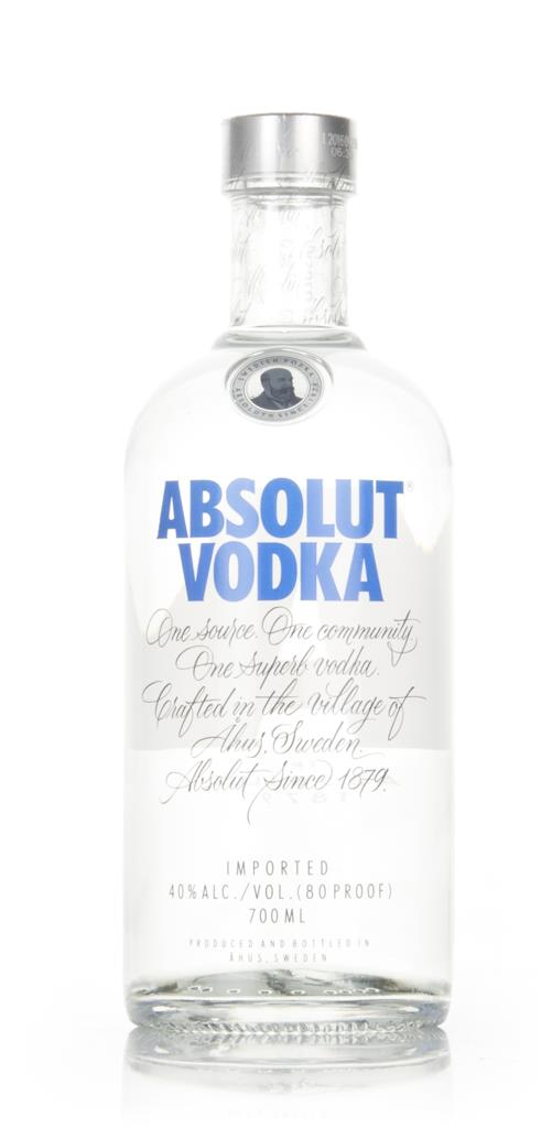 Absolut Blue Plain Vodka
