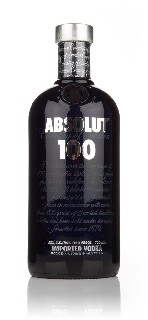 Absolut 100 Plain Vodka