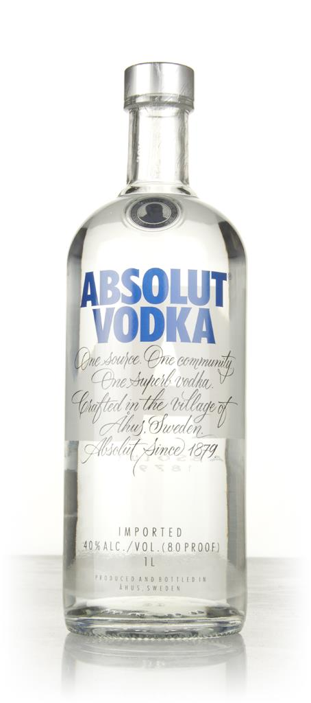 Absolut Blue 1L Plain Vodka