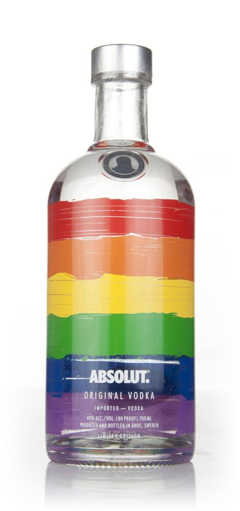 Absolut Colours Plain Vodka