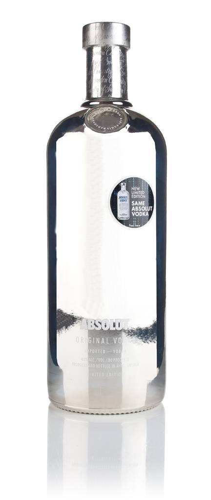 Absolut Electrik 1l - Silver Plain Vodka