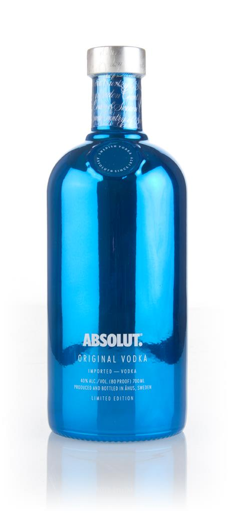 Absolut Electrik - Blue Plain Vodka