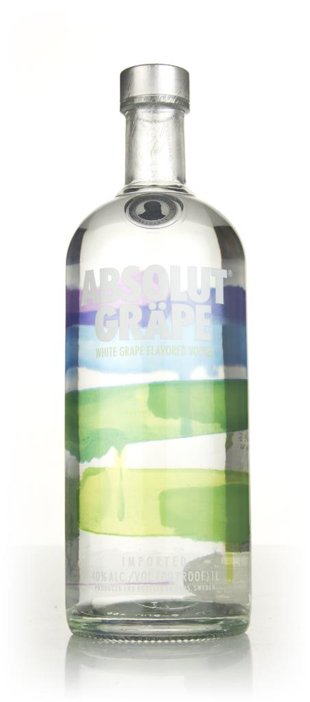 Absolut Grape 1L Flavoured Vodka