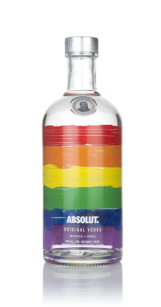 Absolut Rainbow Plain Vodka