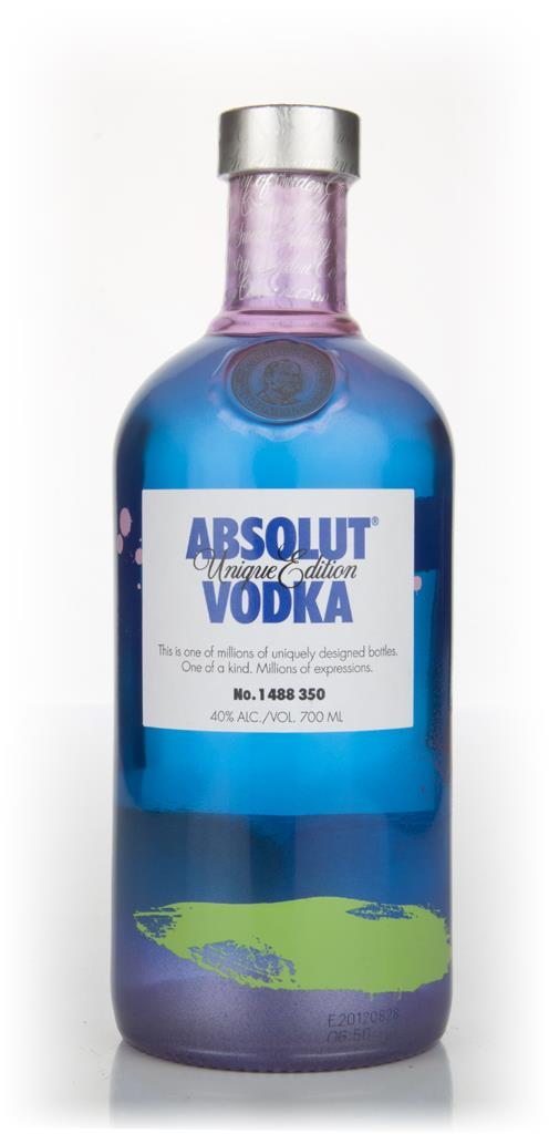 Absolut Unique Plain Vodka
