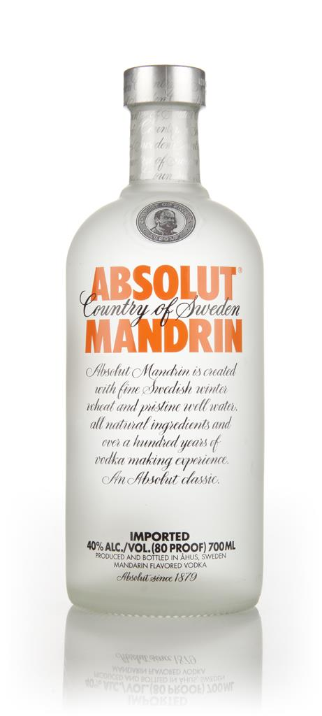 Absolut Mandrin Flavoured Vodka