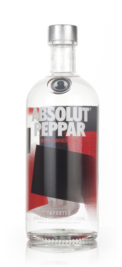 Absolut Peppar Flavoured Vodka