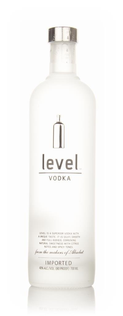 Absolut Level Plain Vodka