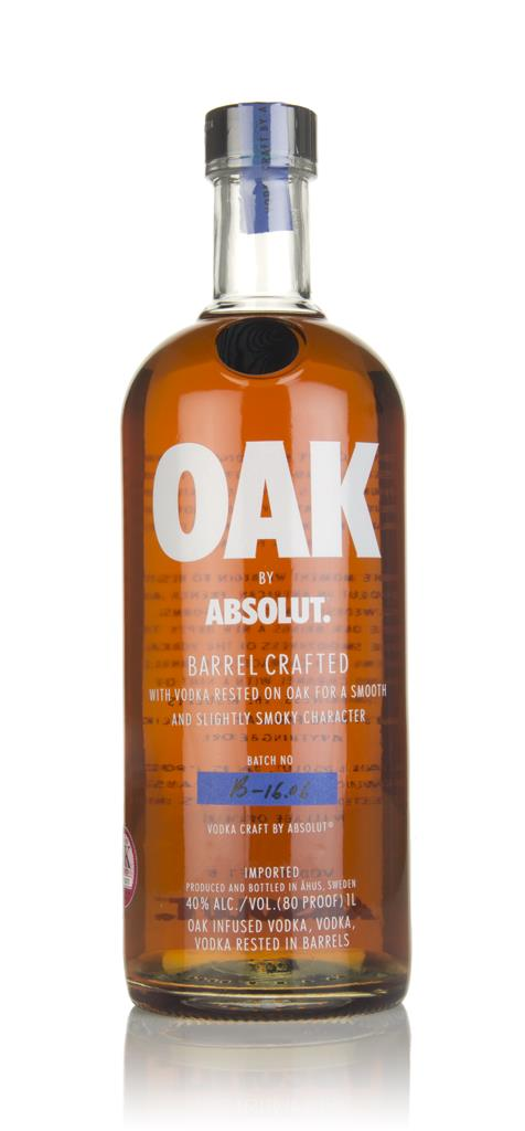 Oak by Absolut Cask Aged Vodka