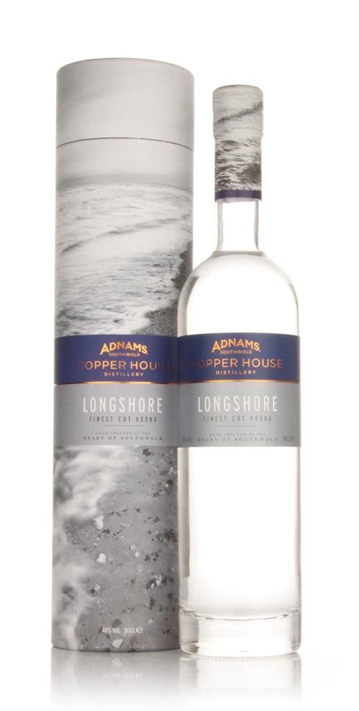 Adnams Longshore Premium Vodka 50cl Plain Vodka