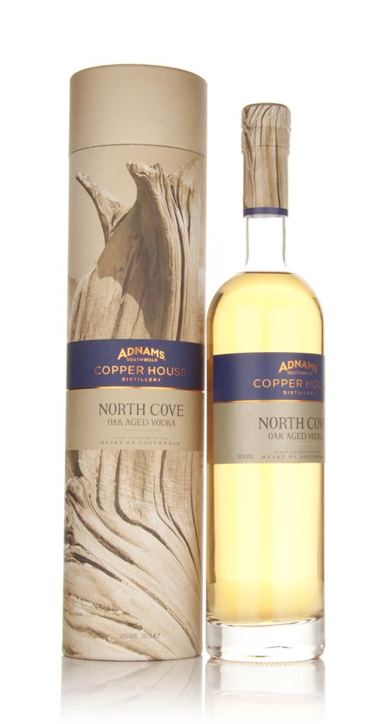 Adnams North Cove Oak Aged Vodka 50cl Cask Aged Vodka