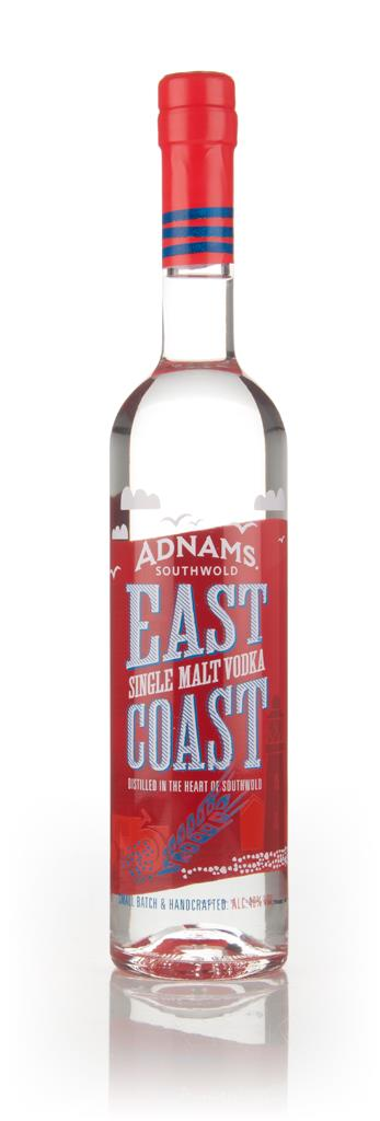 Adnams East Coast Single Malt Plain Vodka