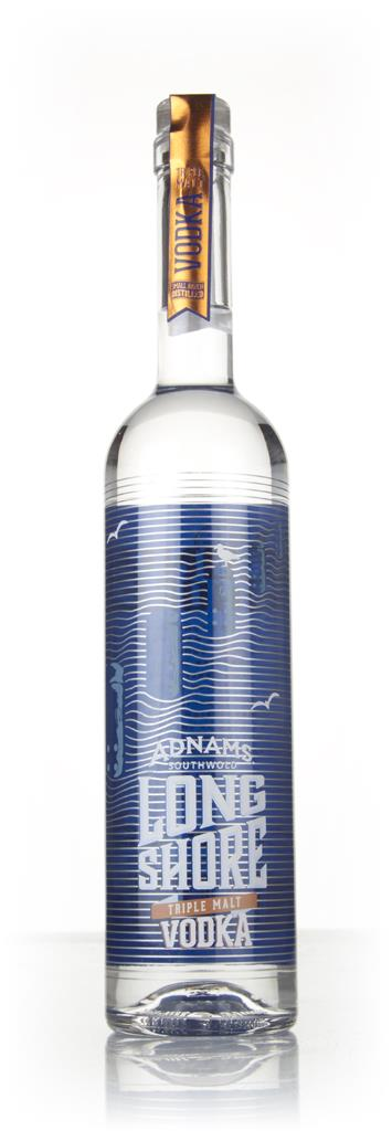 Adnams Longshore Triple Malt Plain Vodka
