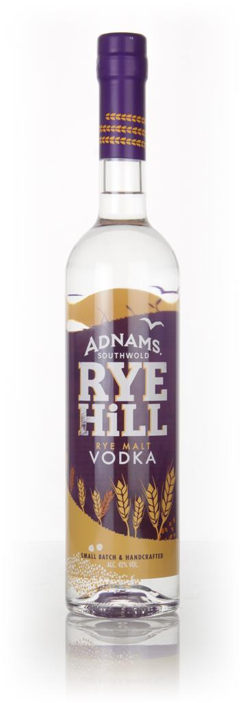 Adnams Rye Hill Plain Vodka