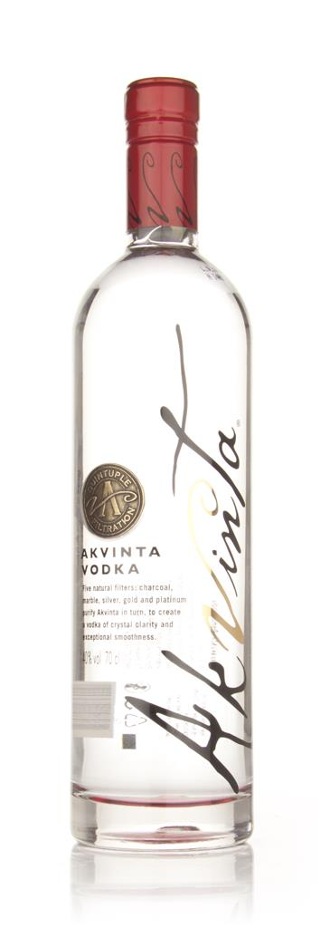 Akvinta Organic Plain Vodka