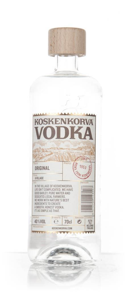Koskenkorva 013 Plain Vodka