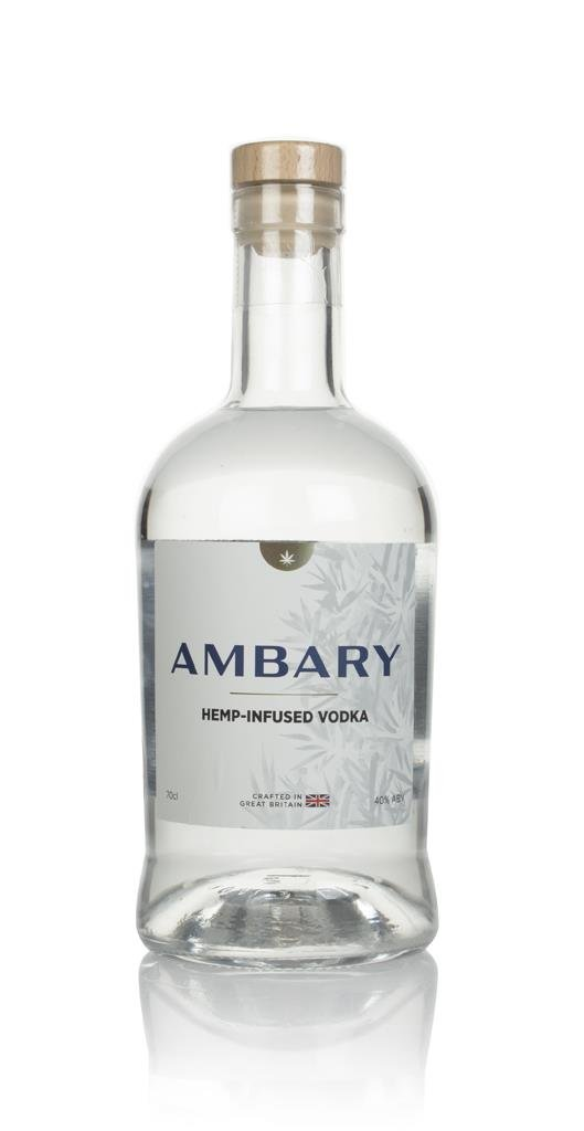 Ambary Hemp-Infused Flavoured Vodka