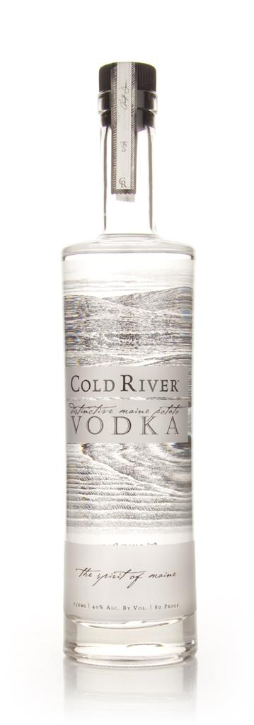 Cold River Plain Vodka