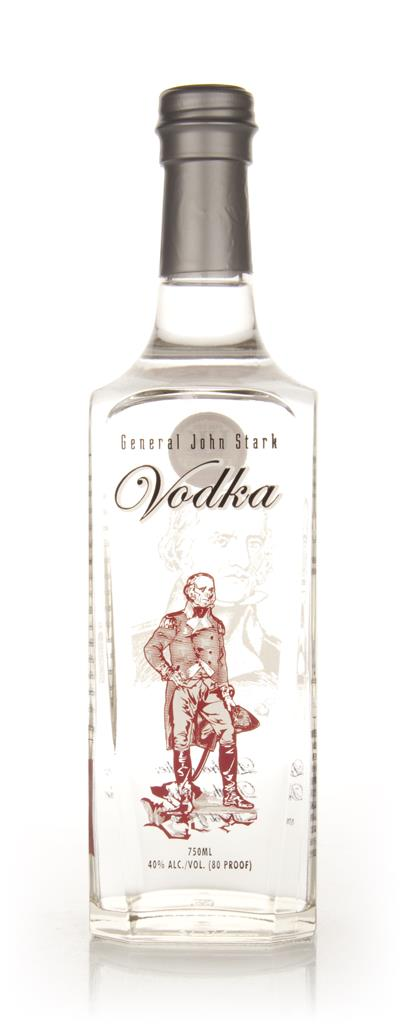 General John Stark Plain Vodka