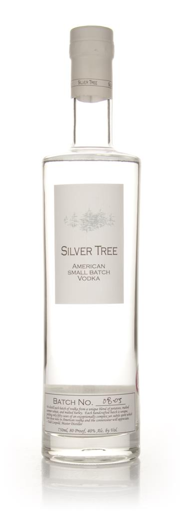 Leopolds Silver Tree Plain Vodka
