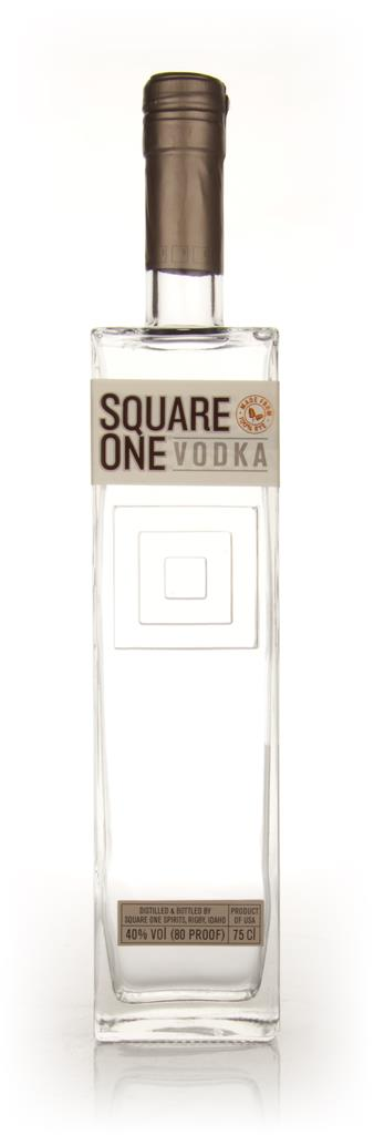 Square One Vodka (75cl) Plain Vodka