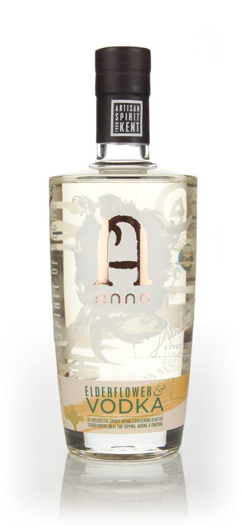 Anno Elderflower & Vodka Spirit Drink Flavoured Vodka