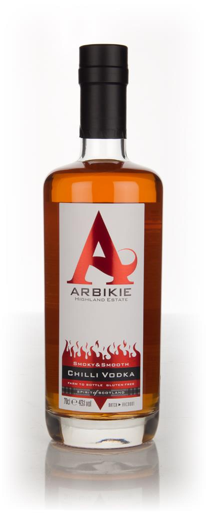 Arbikie Chilli Flavoured Vodka