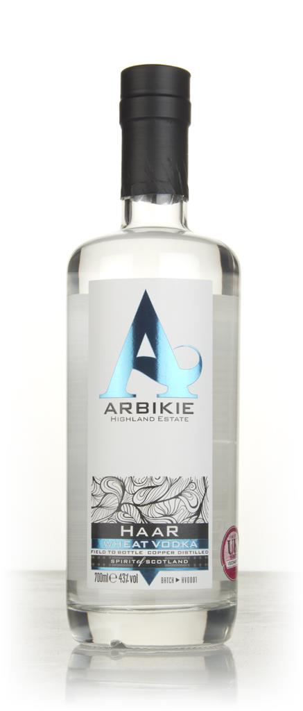 Arbikie Haar Wheat Plain Vodka