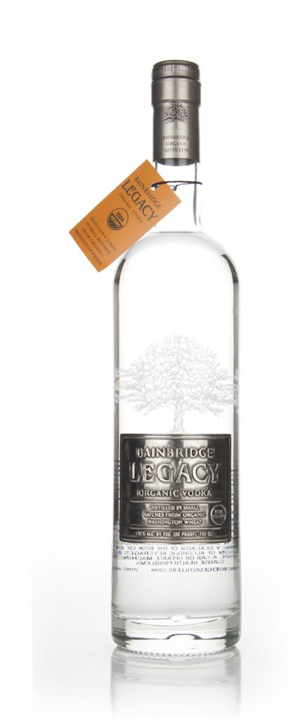 Bainbridge Legacy Organic Plain Vodka
