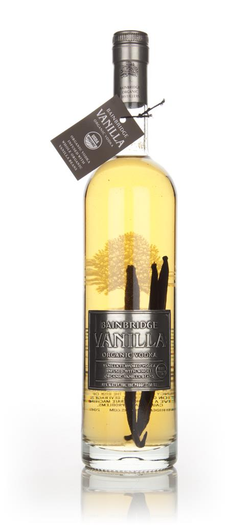 Bainbridge Vanilla Organic Flavoured Vodka