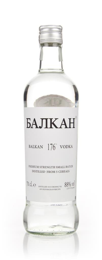 Balkan 176 Plain Vodka