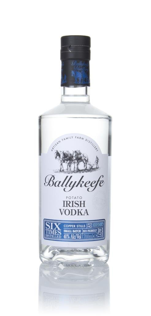 Ballykeefe Potato Irish Plain Vodka