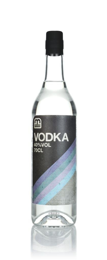 Base Spirits Plain Vodka